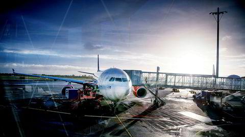 SAS' langdistansefly går daglig fra Skandinavia til Kina. Nå får kundene avbestille, om de ønsker det. Her fra Oslo lufthavn.