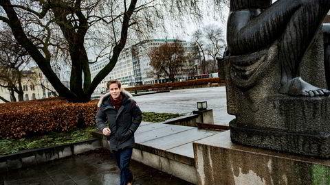 – Hovedbeskjeden fra oss er at vi gjør oss klare, vi vil være klare til å handle så raskt som det trengs, sier Gjermund Mathisen, leder for konkurranse- og statsstøtteavdelingen i Eftas overvåkningsorgan Esa i Brussel. Her arkivfoto fra Oslo.