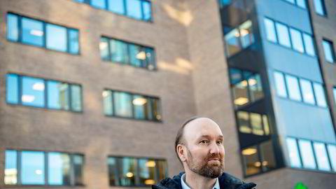 Thomas Svensrud (51) har vært boliglånskunde i samme bank hele livet, men likevel er han flink til å prute.