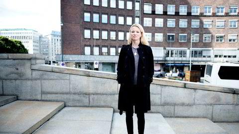 Sjeføkonom i Handelsbanken Kari Due-Andresen tror på et godt år i norsk økonomi i år, men så vil det dabbe av.
