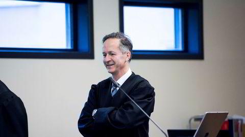 Thomas Grung Michelet i Selmer vil ikke kommentere at hans klient har tapt Gassled-saken i Høyesterett.