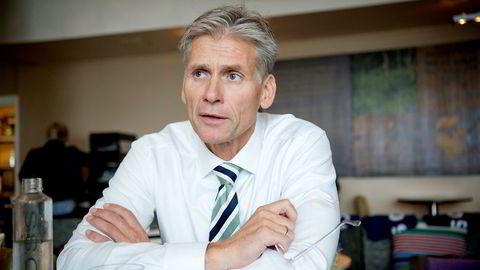 Tidligere konsernsjef Thomas Borgen i Danske Bank.