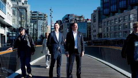 Trond Tviberg og Trond Horneland leder Sector Gamma, som er blitt omtalt som verdens beste helsefond. Fondet har også vunnet flere priser.