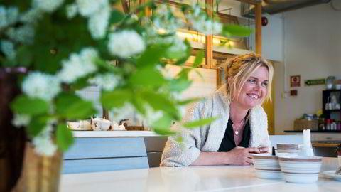 Designer og gründer Linda Walsøe i Wik & Walsøe sto uten den nye kolleksjonen «Julemorgen» da containerfirmaet Hanjin Shipping gikk konkurs.