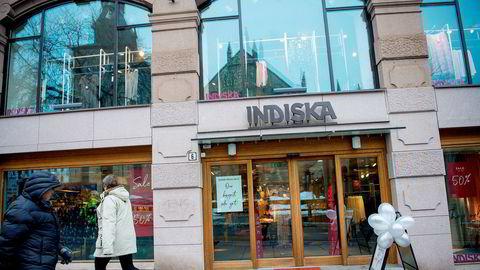 20 personer mister jobben når Indiska-butikkene legges ned i Norge.