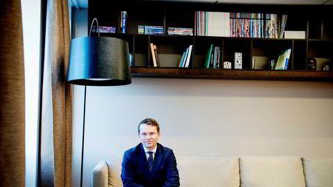 McKinsey & Companys Norge-sjef Martin Bech Holte tjener flere konsulentpenger og en større andel har de siste årene kommet fra offentlige kunder.