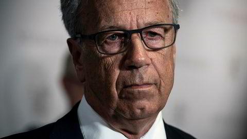 Sentralbanksjef Øystein Olsen må tåle hard kritikk fra Norges Banks representantskap i Tangen-saken