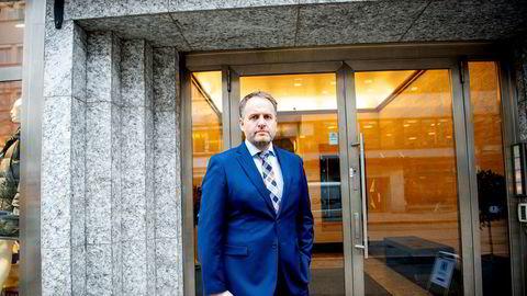 Advokat Thomas Kobberdal i Wahl-Larsen advokatfirma representerer datingappgründeren som tapte i Oslo tingrett. – Vi er grunnleggende uenig i rettens vurdering, sier han og sier saken blir anket.