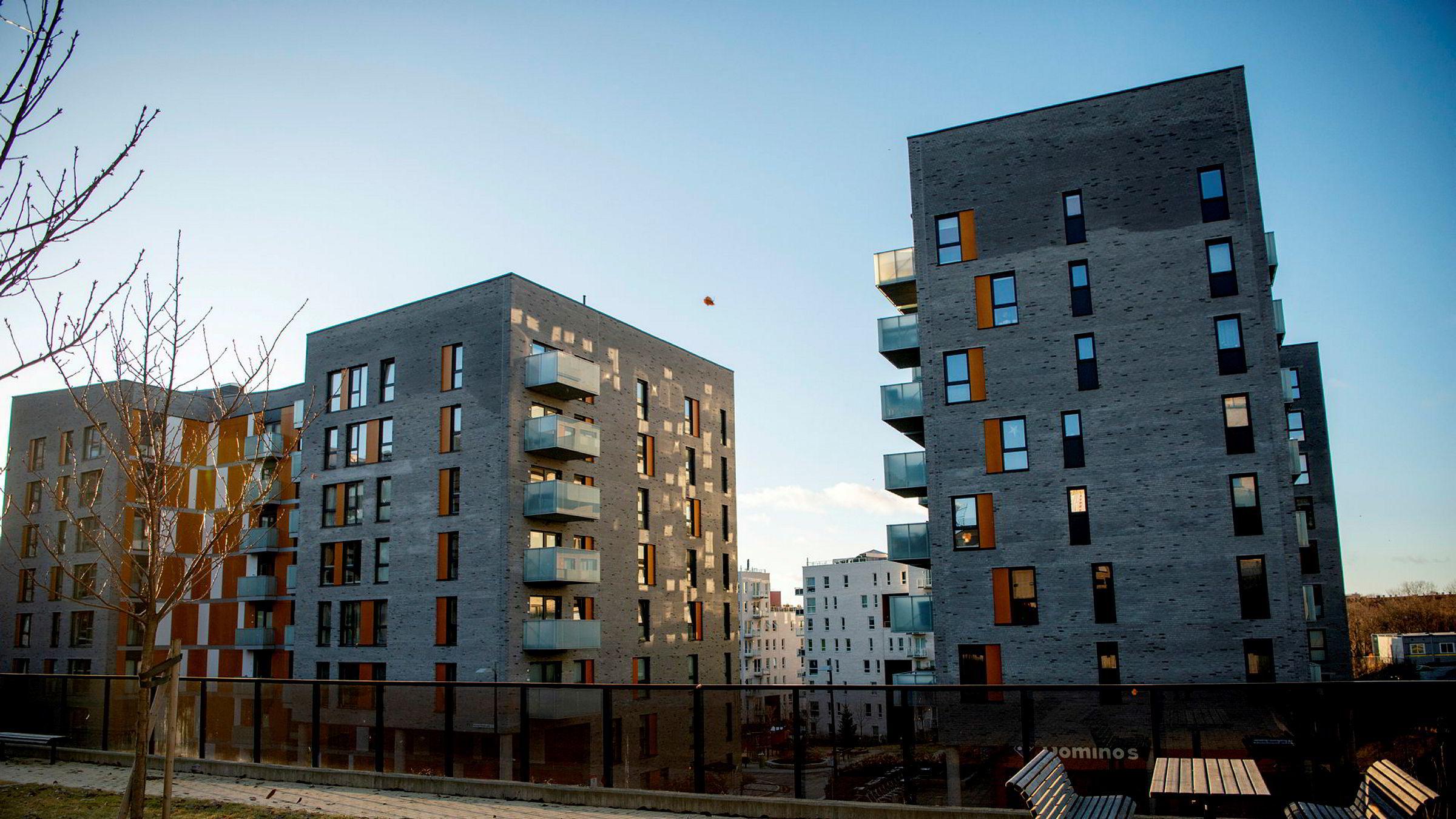 Boligbyggingen i Oslo har falt kraftig den siste tiden, og i mars og april var det ingen prosjekter med salgsstart. Det kan gi boligprisvekst på lengre sikt, tror ekspertene.