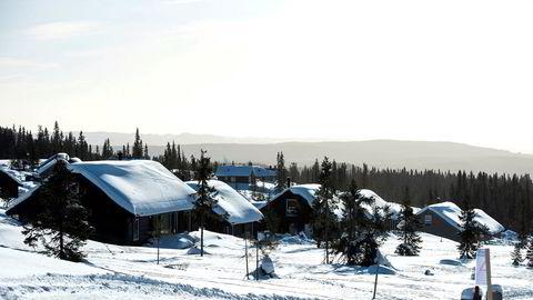 Flere ordførere og kommuneleger har uttrykt bekymring over mengden av hyttefolk i sine kommuner. Illustrasjonsfoto.