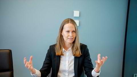 Kathrine Ryengen, daglig leder i hydrogenselskapet Zeg Power er ikke imponert over regjeringens hydrogenfrieri.