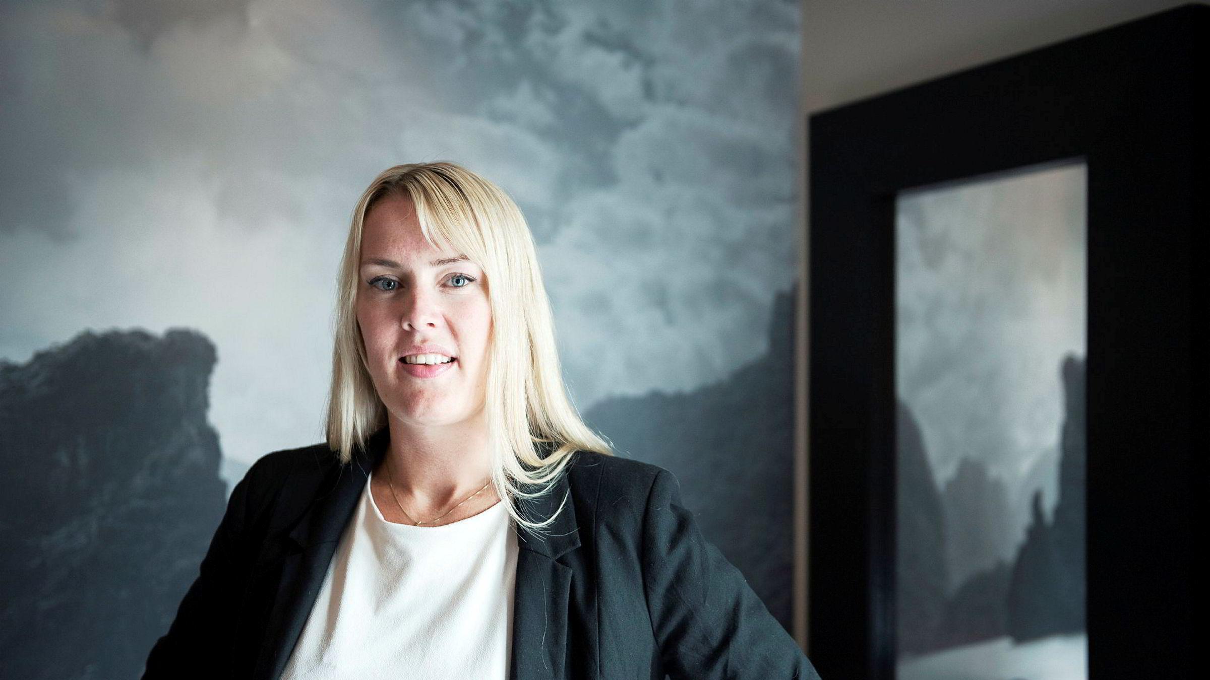 Boligforsker Mari O. Mamre venter at boligprisene i Oslo skal stige seks prosent i 2020.