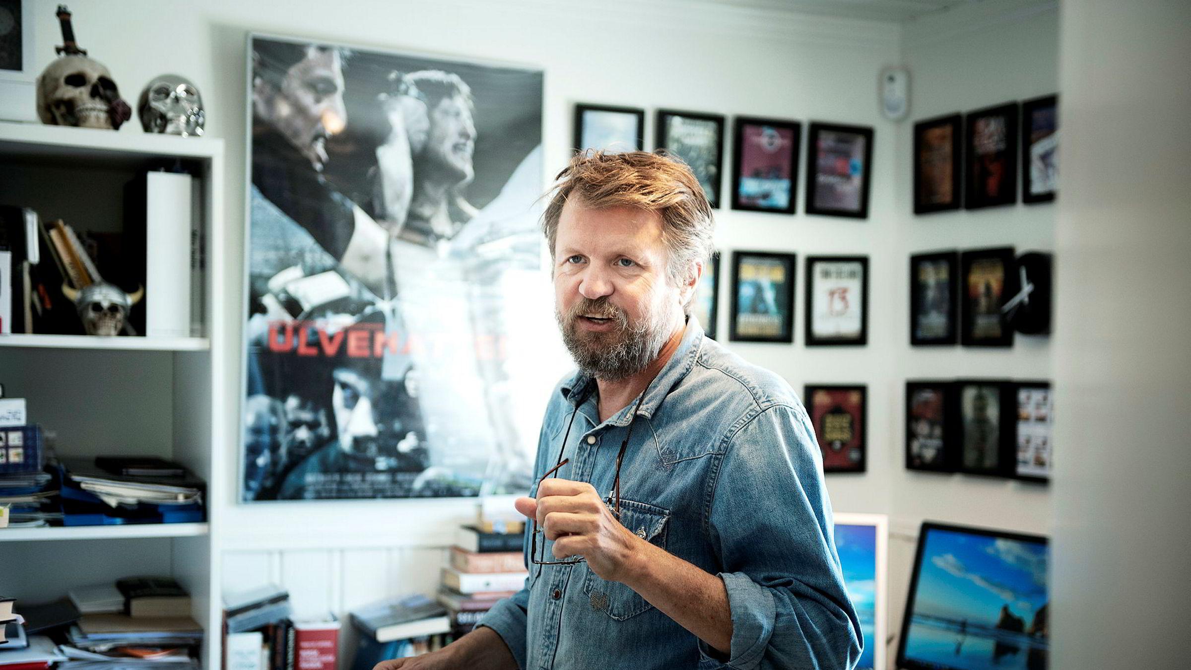 Tom Egeland er klar med ny bok, hans første utgivelse på Stordalen-forlaget Capitana.
