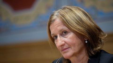 Stortingsdirektør Marianne Andreassen forteller at Stortinget ser på flere forskjellige muligheter.