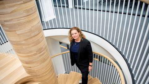 Laila Danielsen, daglig leder i Elliptic Laboratiories, har nylig børsnotert selskapet med kontorer over hele verden.
