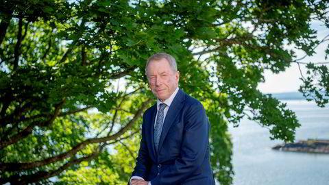 Jens Ulltveit-Moe forteller at de har jobbet systematisk for å redusere driftskostnadene i Umoe Bioenergy.