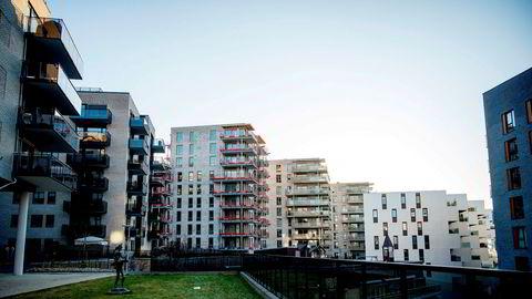 Eiendom Norge la frem boligpristall for april onsdag formiddag.