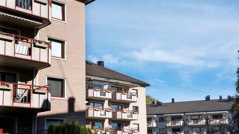 I august var den gjennomsnittlige kvadratmeterprisen for brukte Obos-tilknyttede boliger i Oslo-området 61.278 kroner.