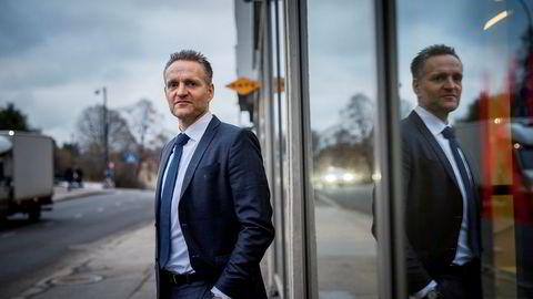 Administrerende direktør i Sparebanken Vest, Jan Erik Kjerpeseth, er sjokkert over at Finanstilsynet nå ønsker å forby utbetaling av utbytte.