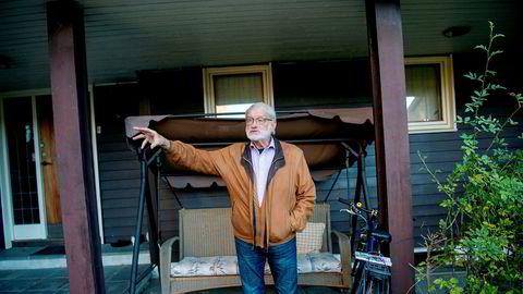 – Jeg er en aktiv pensjonist, for å si det sånn, sier Terje Mikalsen (80). Onsdag ble Hydrogenpro, der han både er aksjonær og styremedlem, børsnotert. Ved børsåpning hadde Mikalsen verdier for 355 millioner kroner i selskapet.
