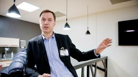 Knut Sunde, direktør i Norsk Industri, har på kort tid hentet inn svar fra norske industribedrifter om hvordan de rammes av koronaviruset.