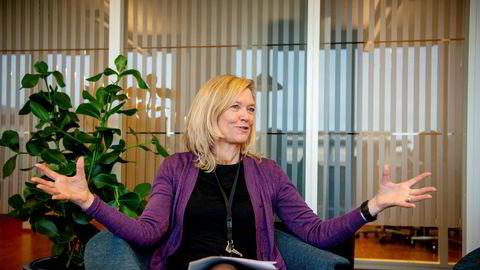 Nina Melsom, direktør for arbeidsliv i NHO.