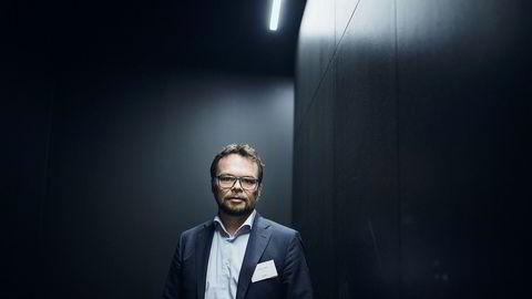 Anders Fjeld, toppsjef i Kid.