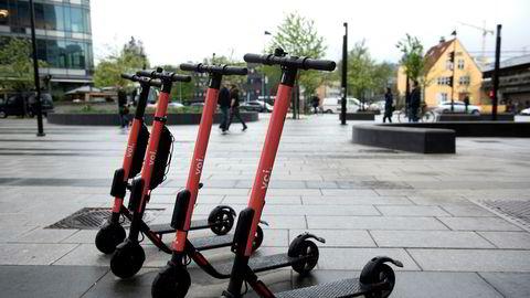 Voi tilbyr utleie av elsparkesykler i 11 land og 40 byer. Oslo er blant byene i Norge man kan finne Voi sine elsparkesykler.