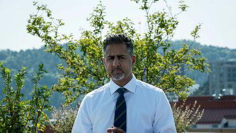 Abid Raja bekrefter nå at han vil bli Venstre-leder.