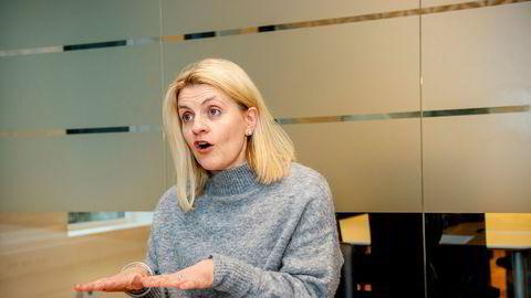 Direktør Inger Lise Blyverket i Forbrukerrådet mener barberingen i inkassobyråenes salærer burde vært enda større.