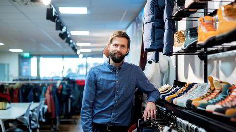 Daglig leder Tom Erik Mykjåland i Norwegian Concepts opplevde kraftig vekst i andre kvartal.