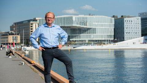 Per Einar Ruud, kredittøkonom i Bisnode, mener kun et under kan hindre en konkursbølge. Men han er usikker på når den kommer.