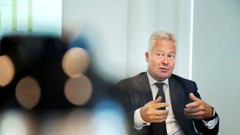 Gjensidige-sjef Helge Leiro Baastad, har noen gode triks i ermet, og har klart seg bra gjennom korona-krisen, mener DNs børskommentator Thor Chr Jensen i siste episode av Finansredaksjonen.