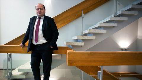 Trond Omdal, senior porteføljeforvalter av fondet Pensum Energi.