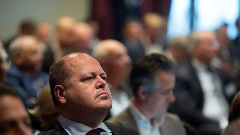 Porteføljeforvalter Trond Omdal i Pensum Kapitalforvaltning kaller avtalen i Opec+ for historisk.