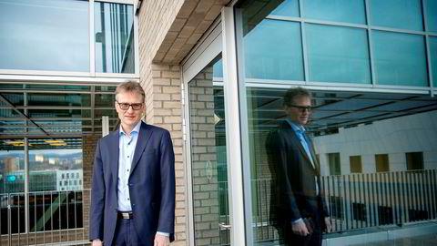 Seniorøkonom Knut A. Magnussen i DNB Markets påpeker at kronen er på historisk svake nivåer og at det delvis er grunn for å tro på ytterligere oppgang.