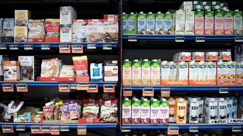 Norske matbutikker er fortsatt blant de dyreste i Europa.