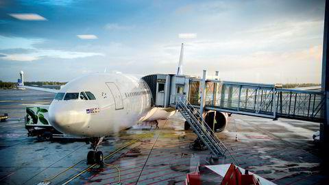 Flytrafikken i Norge endte såvidt med vekst i februar, takket være skuddårsdagen.