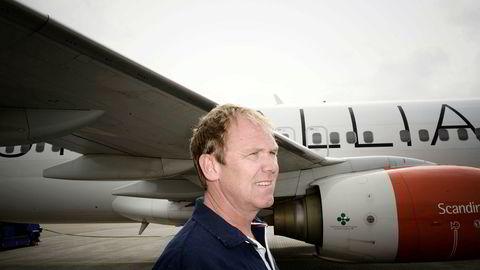 Finn Vetle Hansen, eieren av G Travel Norge, sier årsaken til at selskapet nå er begjært konkurs er at flyselskapene ikke refunderer det de skylder.
