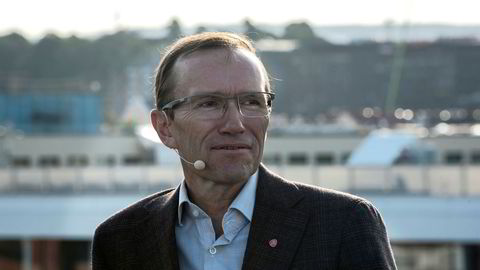 Aps Espen Barth Eide vil at staten beholder dagens eierandel i Equinor.