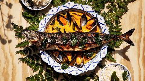 Alt går. Den indiske fiskesuppen moilee er som er åpen kokebok. Bruk det du har tilgang på av havets råvarer.
