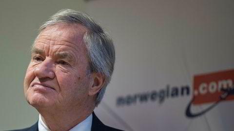 Norwegian-sjef Bjørn Kjos
