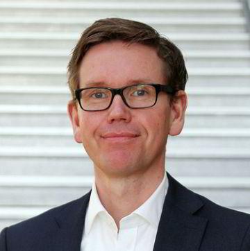 Lars Fossum er produktsjef for digitale industriløsninger hos Siemens.