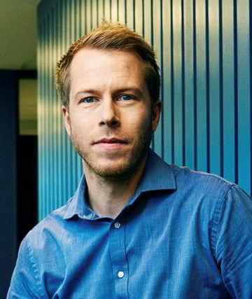Patrick Berglund i Xeneta har revolusjonert deler av shippingbransjen ved å gjøre kjøp og salg av frakttjenester mer transparent og oversiktlig gjennom en digital plattform.