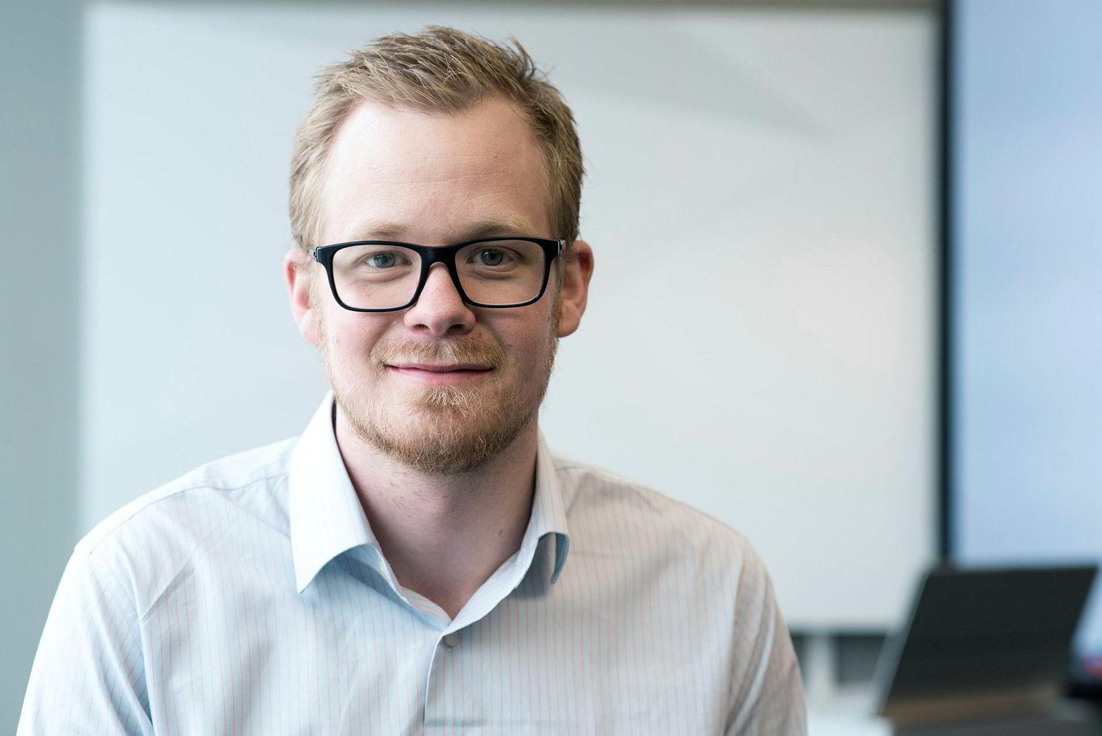 Knut Lønskog er sikkerhetsspesialist og ekspert på MindSphere hos Siemens.