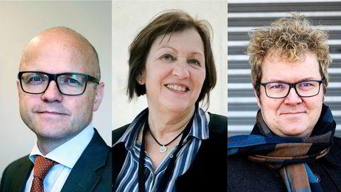 Tidligere statsråd Vidar Helgesen og eks-statssekretærene Frøydis Høyem og Bjørgulv Vinje Borgundvaag er tre av politikerne som ikke sa fra til Karantenenemnda om nye oppdrag.