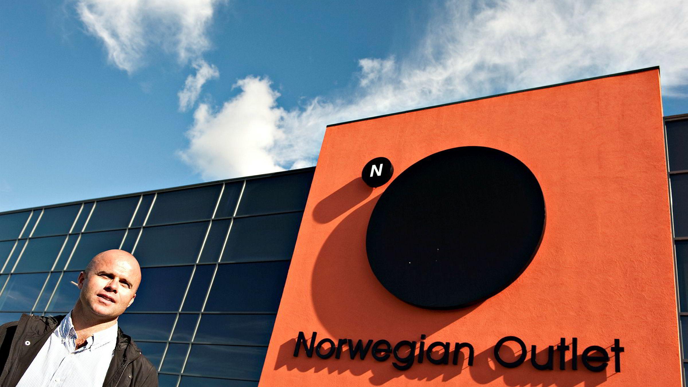 Ådne Søndrål solgte gullgruven Norwegian Outlet i 2017 til britiske Hammerson.
