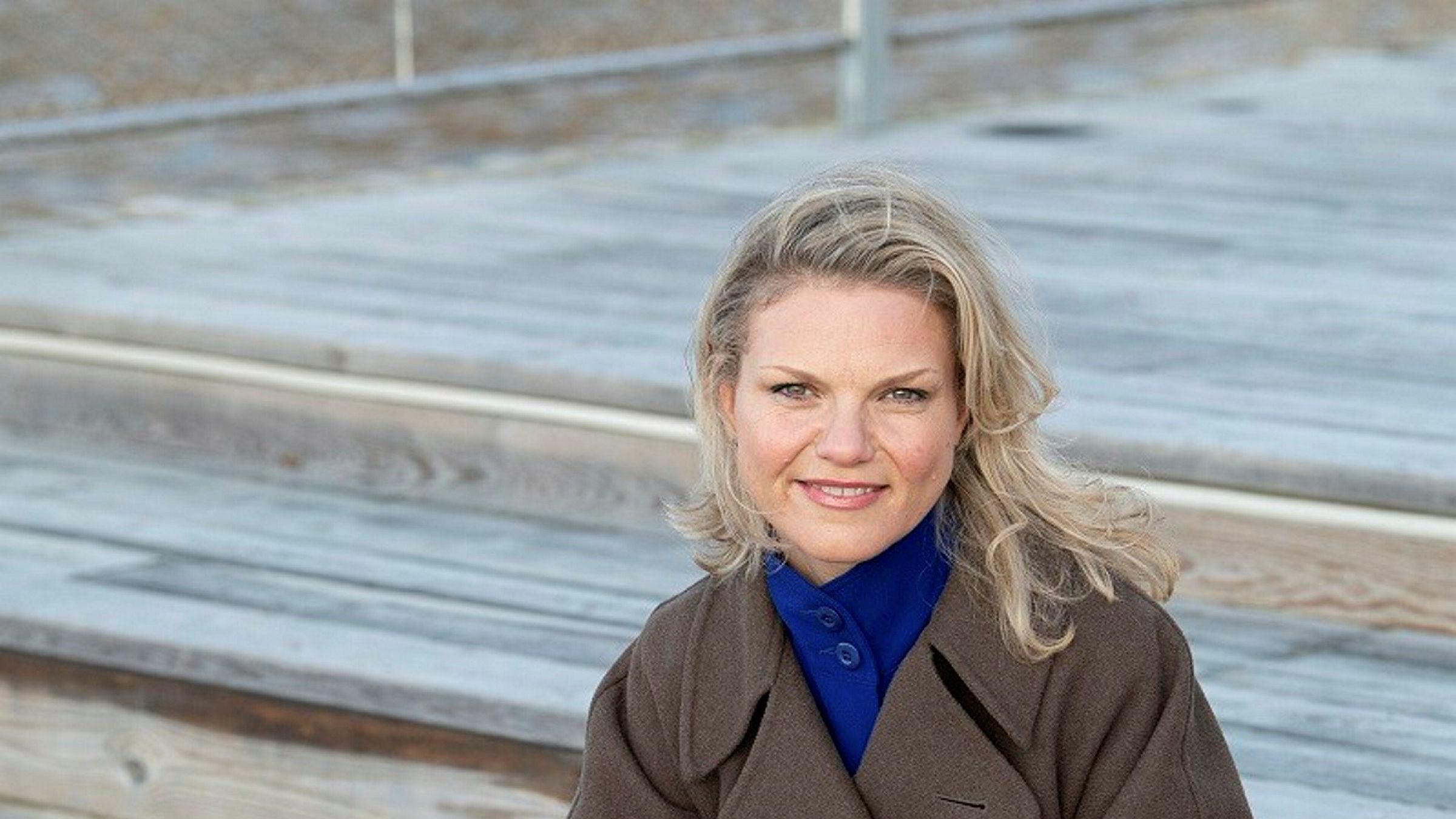 Solveig Øvstebø blir direktør og sjefskurator på Astrup Fearnley Museet.