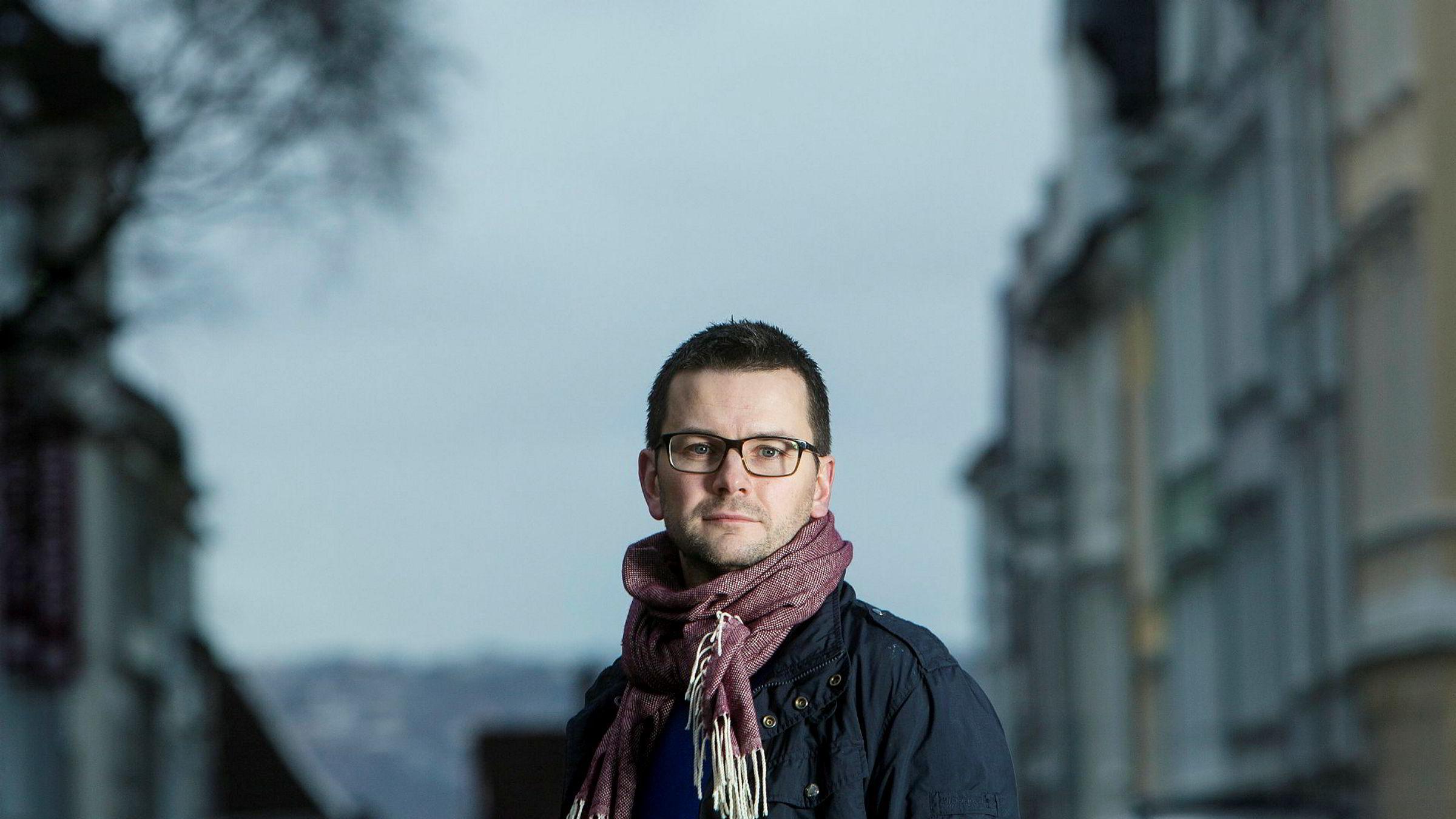 Øyulf Hjertenes blir direktør i Schibsted Kyst.