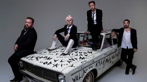 «Mood Valiant» er det tredje albumet til jazzfunkbandet Hiatus Kaiyote, som ble dannet i Melbourne i 2011.